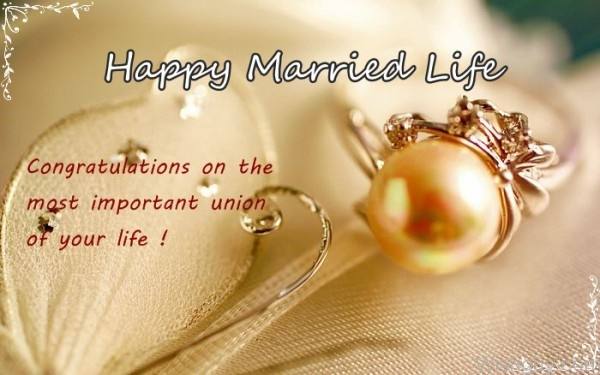 happy married life