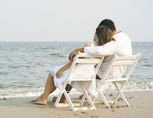 romantic twosome