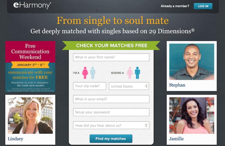 Dating-website für über 40